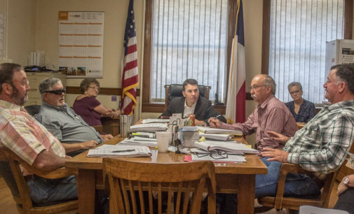 Commissioners make appointments to ambulance service task force, continue burn ban