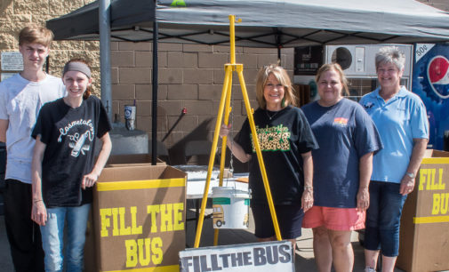Back-to-school season kicks off with fundraising events