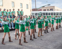 Community cheers on Buckaroos at Meet the Bucks; first football game scheduled for Friday