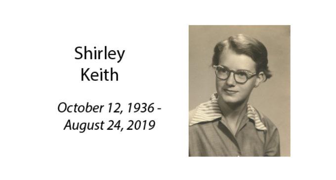 Shirley Keith