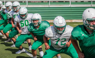 Buckaroos close out first week of practice; Meet the Bucks set for Aug. 23