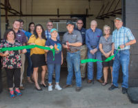 Chamber hosts ribbon cutting for Doty's Outdoor Equipment Repair