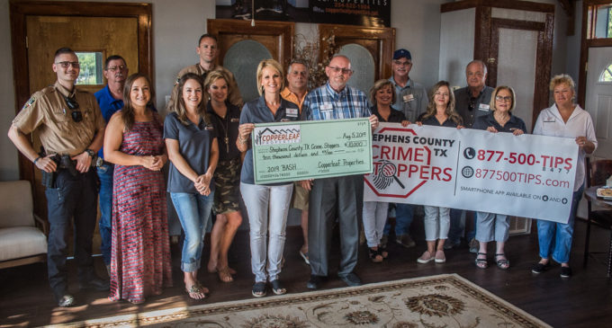 Golf tournament raises $10,000 for local Crime Stoppers group