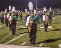 Send-off for the Buckaroo Band scheduled for Saturday morning, Oct. 26