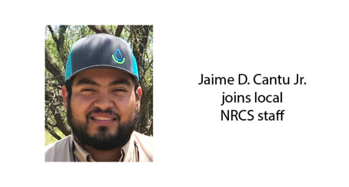 New rangeland management specialist joins local NRCS office