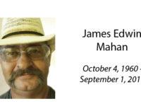 James Edwin Mahan