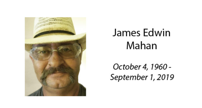 James Edwin Mahan
