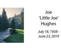 Joe 'Little Joe' Hughes