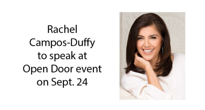 Open Door to host annual Life Event in Cisco on Sept. 24