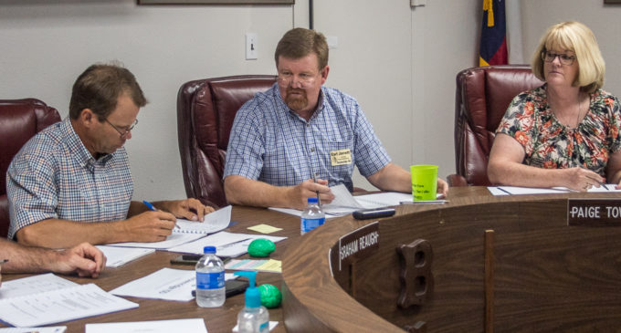 BISD board receives accountability report, announces Students of the Month