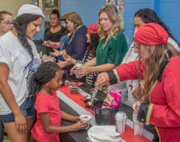 East Elementary hosts ice cream social on Talk Like a Pirate Day