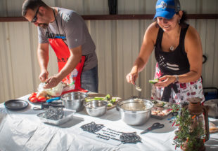 Trade Days 2019 Jalapeno Popper Cookoff