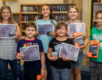 Breckenridge Library awards gift cards, tablets for summer reading