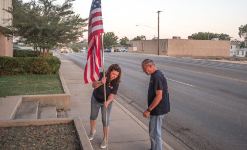 Breckenridge, along with the nation, observes Patriot Day