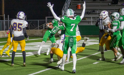 Buckaroos pick up first win of season in Homecoming game against Early