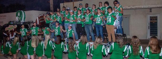 Annual parade celebrates 2019 BHS Homecoming