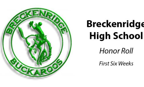 BHS announces honor roll for first six weeks of 2020-2021 school year