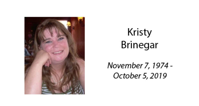 Kristy Brinegar