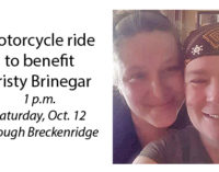 Motorcycle ride organized to fulfill last wish of Kristy Smith Brinegar