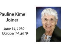 Pauline Kime Joiner