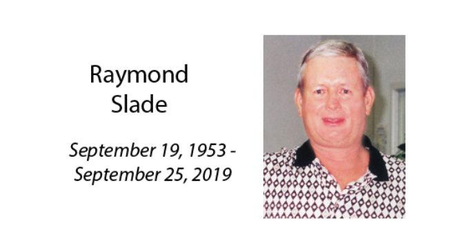 Raymond Slade