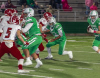 Bucks drop District 3-3A opener to Jim Ned
