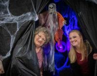 Breckenridge celebrates Halloween with activities today