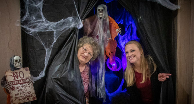 Breckenridge celebrates Halloween with activities today