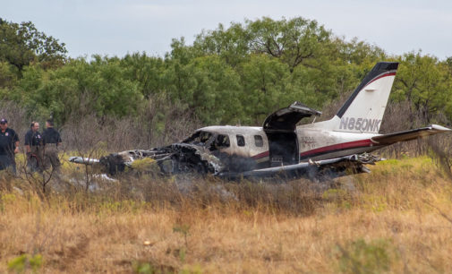 Small plane crashes at local airport; no injuries reported