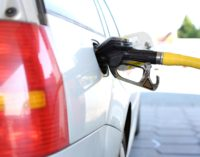 Gas prices drop in advance of Thanksgiving holiday