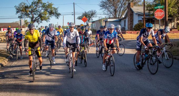 Annual bike ride honors Sloan Everett, raises funds for volunteer fire departments