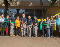 Breckenridge Chamber hosts ribbon cutting for ServiceMaster by A-Town/Hi-Tech