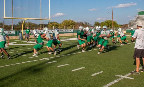 Despite slow start to season, Buckaroos excited to start district play