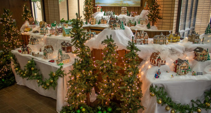 Fine Arts Center ushers in holiday season with Christmas decorations, Tour of Homes