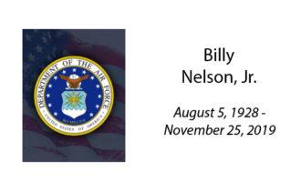 Billy Nelson, Jr.