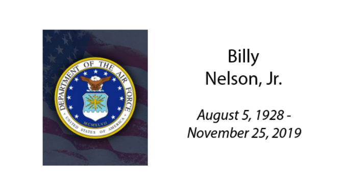 Billy Nelson, Jr.