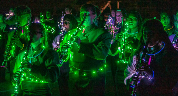 The show must go on: Buckaroo Band's annual 'Black Out' performance still planned for Friday, Oct. 30
