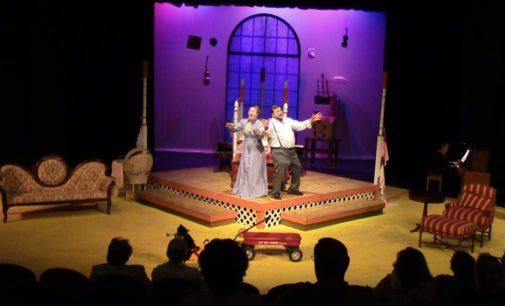 National Theatre to present musical 'I Do! I Do!' tonight, Nov. 2