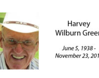 Harvey Wilburn Green