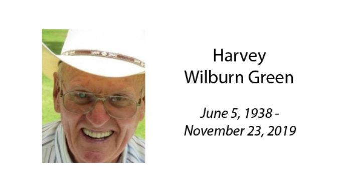 Harvey Wilburn Green