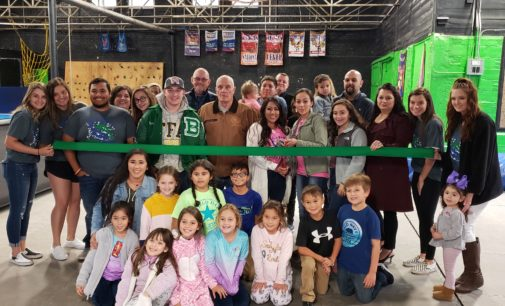 Ribbon cutting celebrates new owners at Party Planet