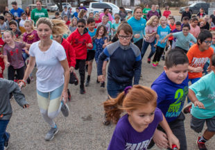 North Elementary Turkey Trot 2019