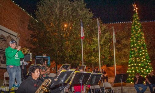 Annual Christmas Tree Lighting kicks off holiday season in Breckenridge