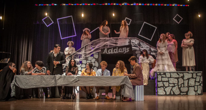 BHS Theater students to present 'The Addams Family' this week