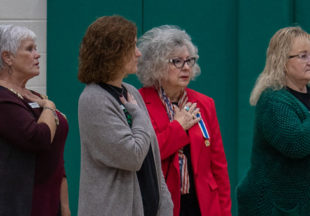 Veterans honored at BISD ceremony