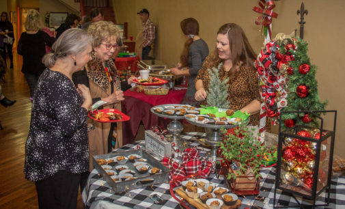 Rotary Club's Taste of the Holidays raises funds for scholarships
