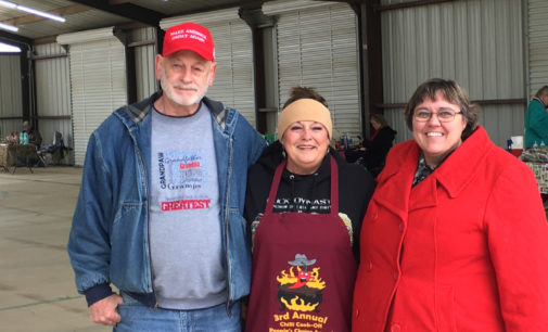 Duggan takes First Place in Chili Cook-off; Harrison wins People's Choice