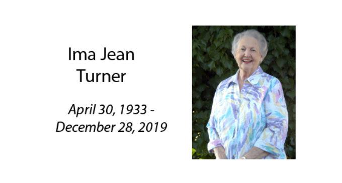 Ima Jean Turner