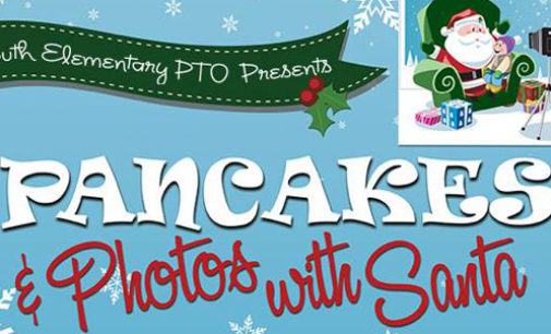 South Elementary's Pancakes with Santa fundraiser scheduled for Tuesday, Dec. 10