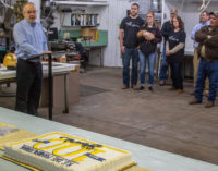 R.E. Dye Manufacturing celebrates 100th anniversary